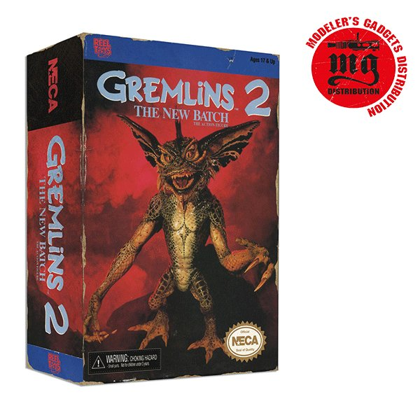 FIGURA GREMLINS 2 MOHAWK