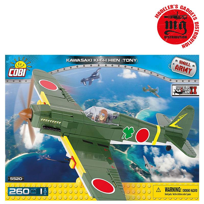 KAWASAKI KI-6I-I HIEN (TONY) COBI 5520