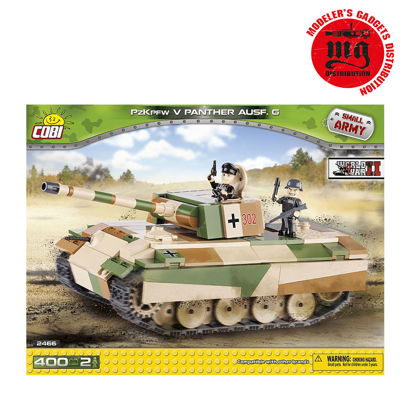 PzKpfw V PANTHER AUSF.G COBI 2466