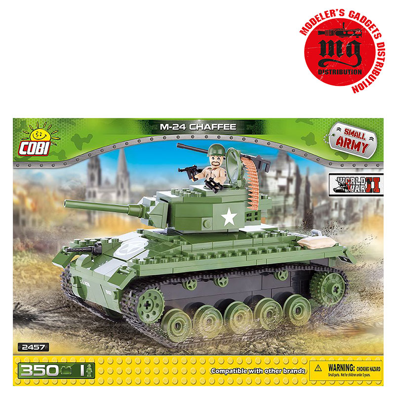 M-24 CHAFFEE COBI 2457