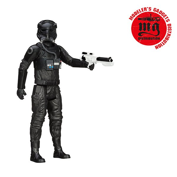 FIGURA STAR WARS TIE FIGHTER PILOT