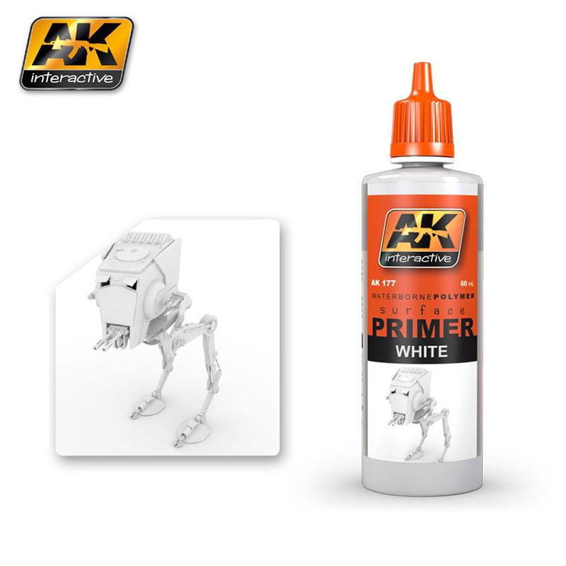 WHITE PRIMER 60ML AK