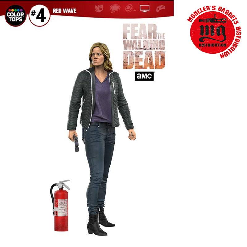 FIGURA FEAR THE WALKING DEAD MADISON CLARK