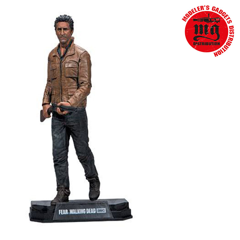 FIGURA FEAR THE WALKING DEAD TRAVIS MANAWA
