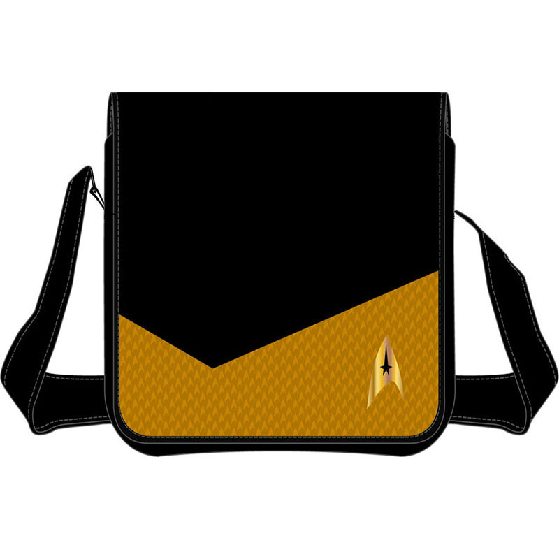 BANDOLERA-STAR-TREK-YELLOW-SUIT