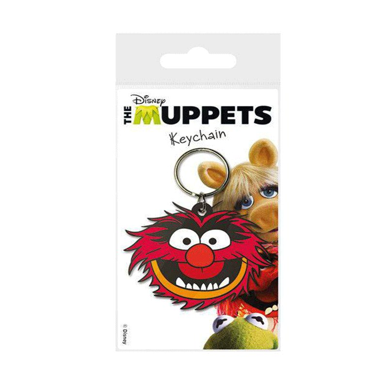 LLAVERO-THE-MUPPETS-ANIMAL
