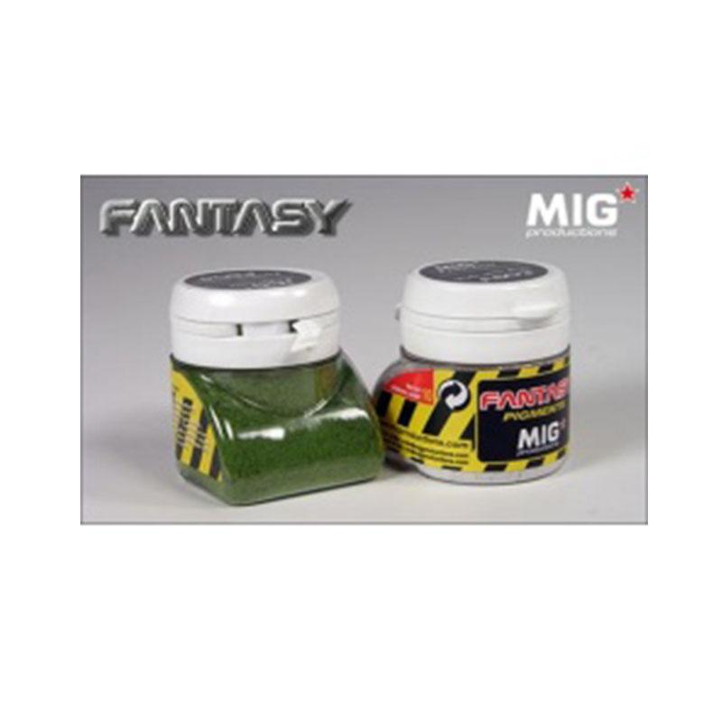 PIGMENTO-COLOR-ZOMBIE-GREEN-MIG-FANTASY F604