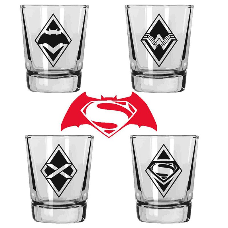 SET-DE-4-MINI-VASOS-BATMAN-Y-SUPERMAN