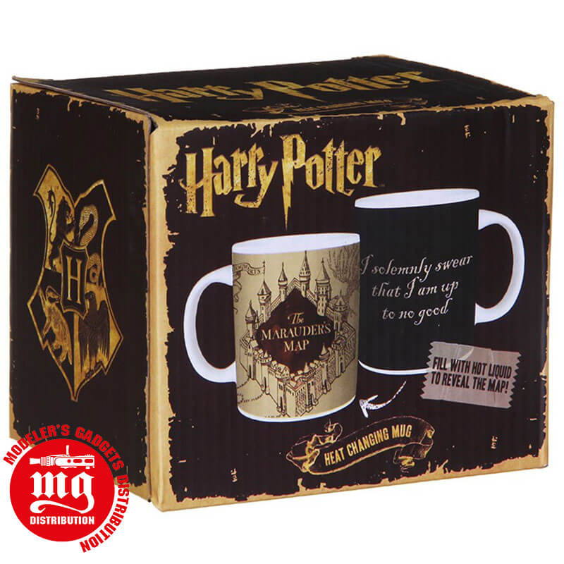 HARRY-POTTER-TAZA-SENSITIVA-AL-CALOR-MARAUDER´S-MAP FRIKIMOCHI