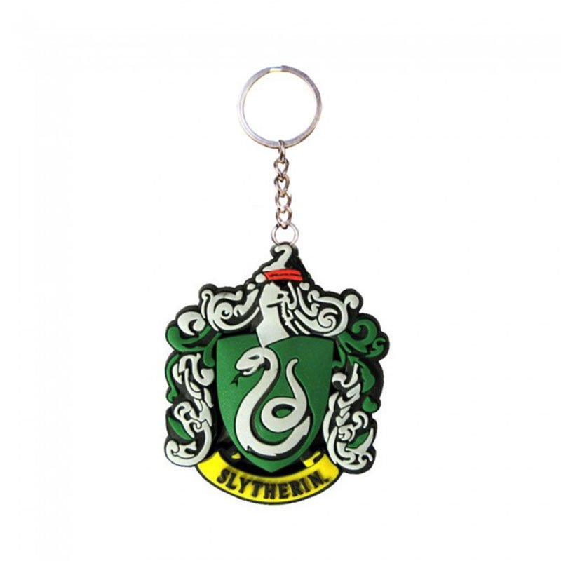 HARRY-POTTER-LLAVERO-SLYTHERIN