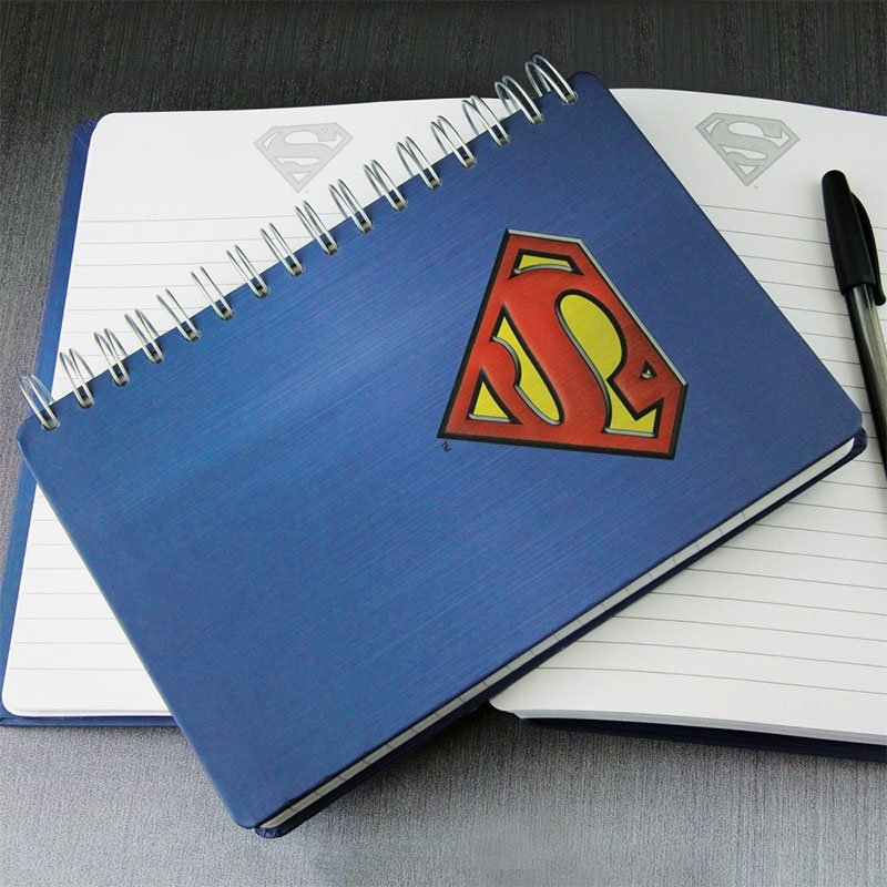 SUPERMAN-CUADERNO-LOGO
