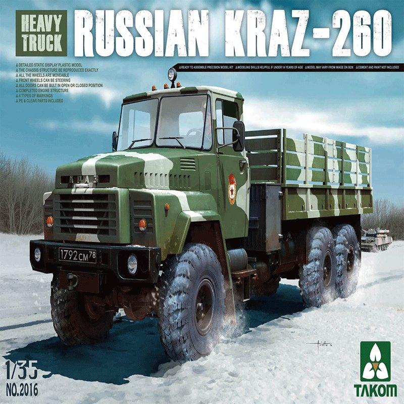 RUSSIAN-KRAZ-260