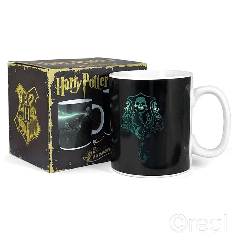 TAZA TERMICA HARRY POTTER VOLDEMORT
