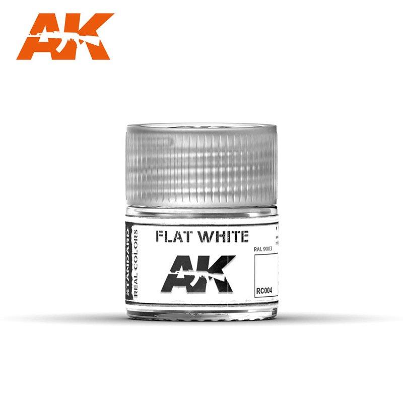 RC004 FLAT-WHITE