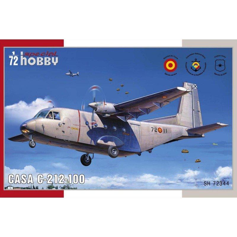 CASA C-212-100 SPECIAL HOBBY SH 72344