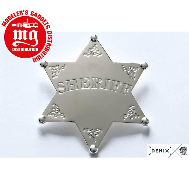 ESTRELLA-SHERIFF-CON-BAÑO-DE-PLATA-FRIKIMOCHI