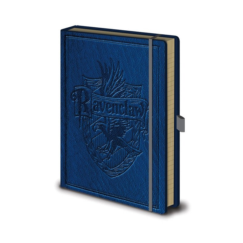 LIBRETA HARRY POTTER RAVENCLAW