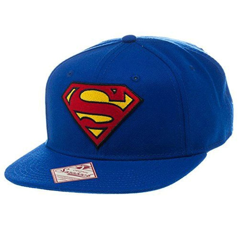 GORRA-SUPERMAN