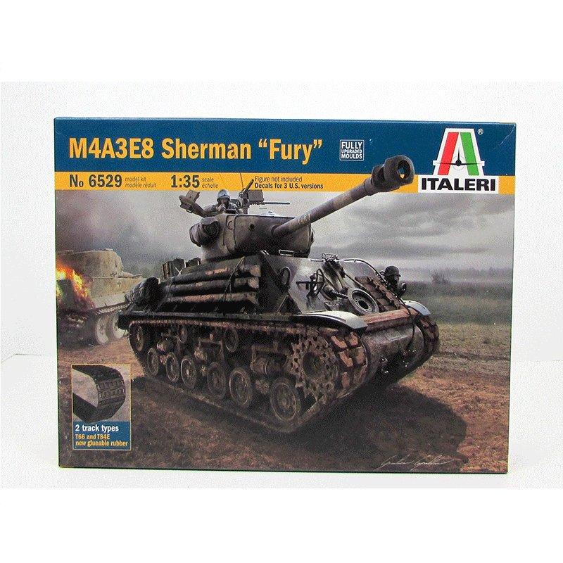 M4A3E8-SHERMAN-FURY