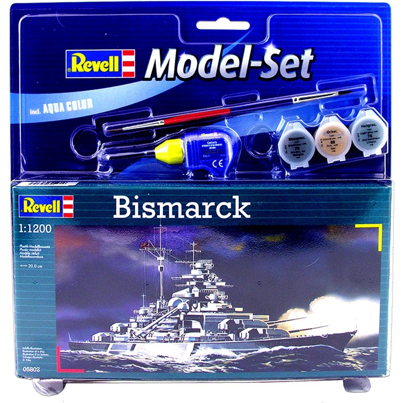 SET-BISMARCK-REVELL