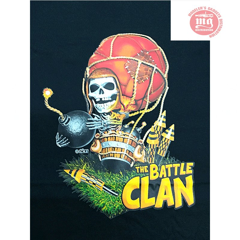 CAMISETA-REALIDAD-AUMENTADA-CLASH-OF-CLAN