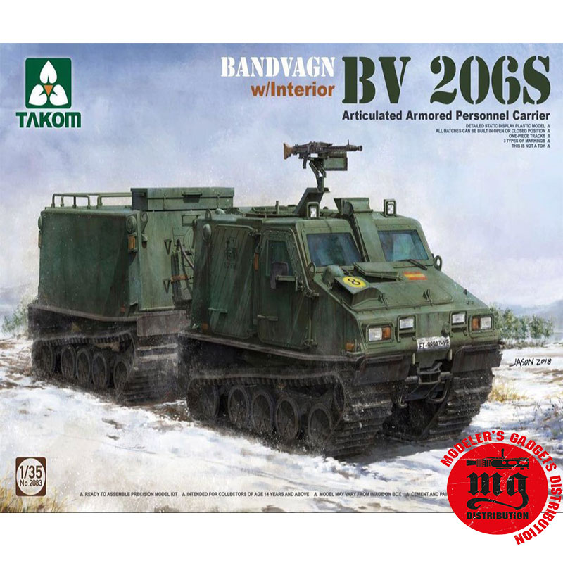 BANDVAGN-BV-206S-ARTICULATED-ARMORED-PERSONNEL-CARRIER--WITH-INTERIOR-TAKOM-2083