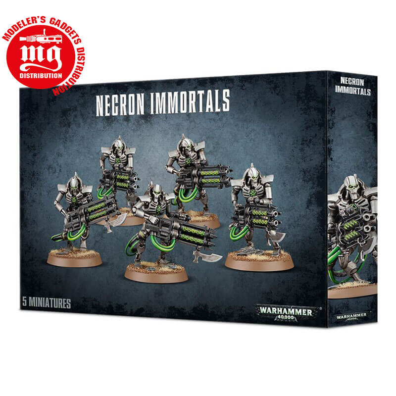 NECRON-IMMORTALS GAMES WORKSHOP 49-10