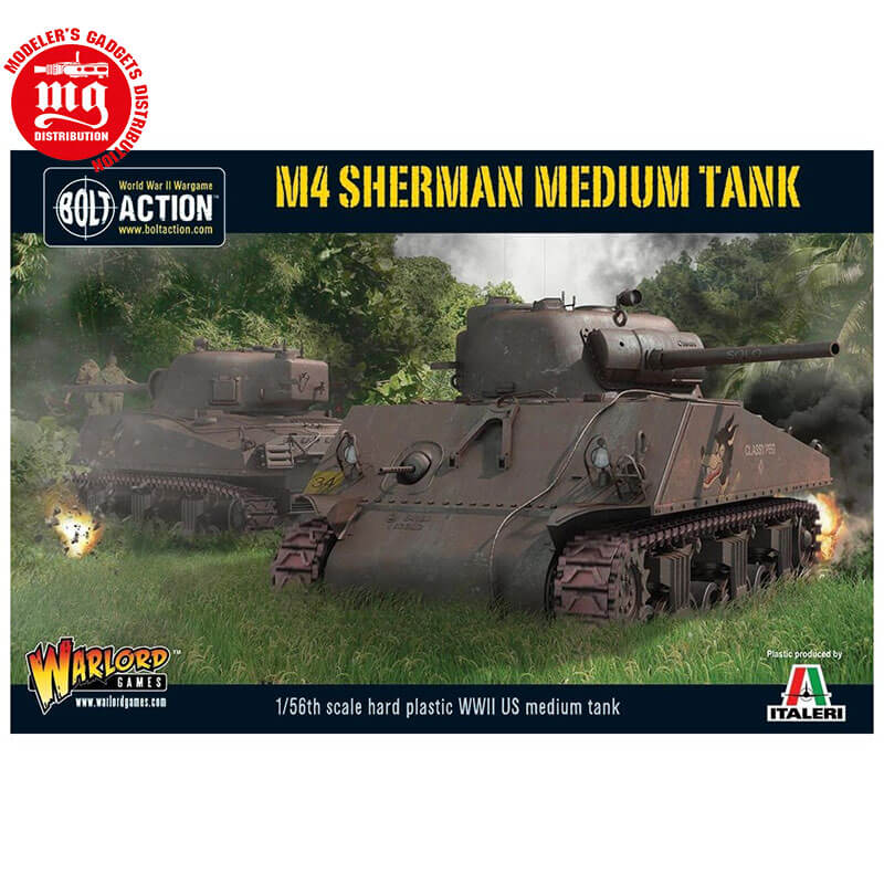 M4-SHERMAN-MEDIUM-TANK WARLORD WGB AI 502