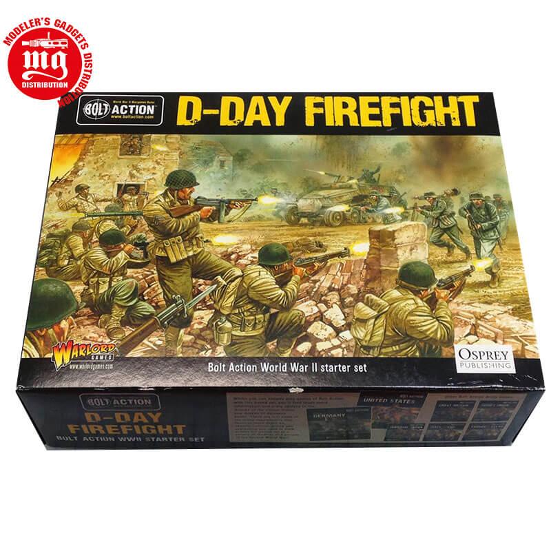 D-DAY-FIREFIGHT