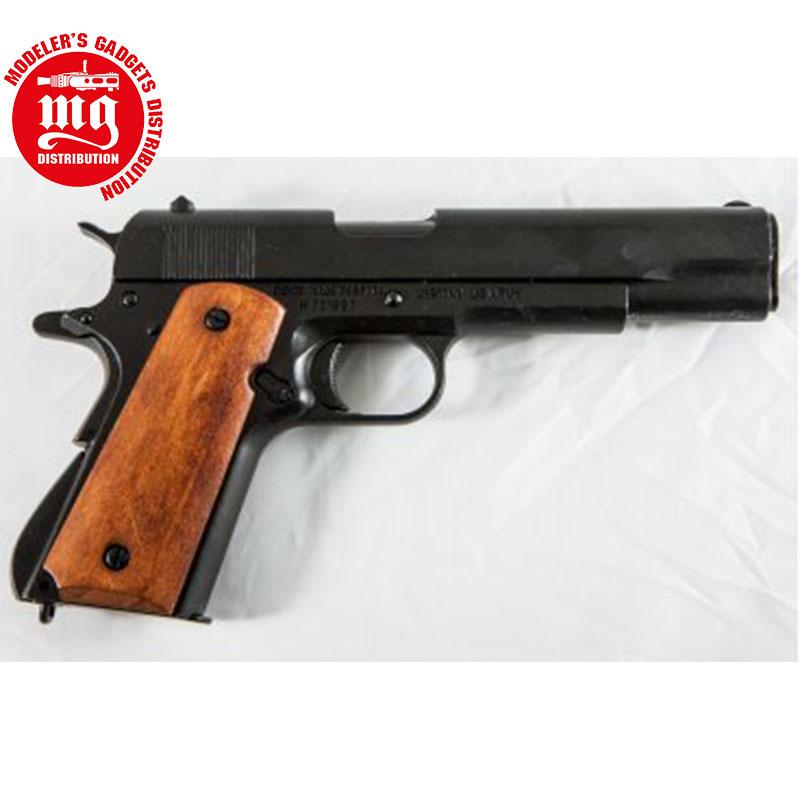 PISTOLA-AUTOMATICA-M1911A1-USA-1911-PRIMERA-Y-SEGUNDA-GUERRA-MUNDIAL