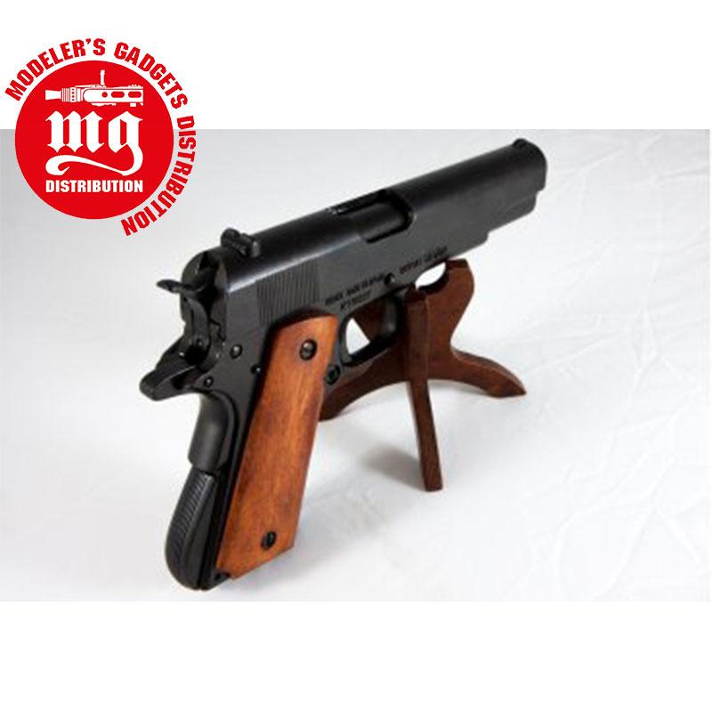 PISTOLA-AUTOMATICA-M1911A1-USA-1911-PRIMERA-Y-SEGUNDA-GUERRA-MUNDIAL-2