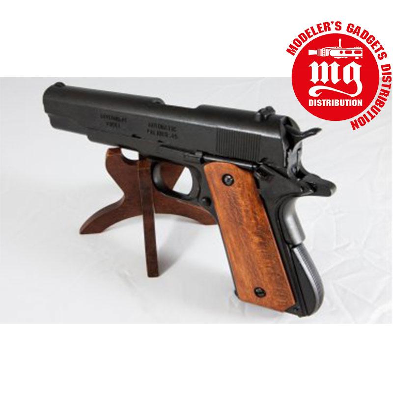 PISTOLA-AUTOMATICA-M1911A1-USA-1911-PRIMERA-Y-SEGUNDA-GUERRA-MUNDIAL-3