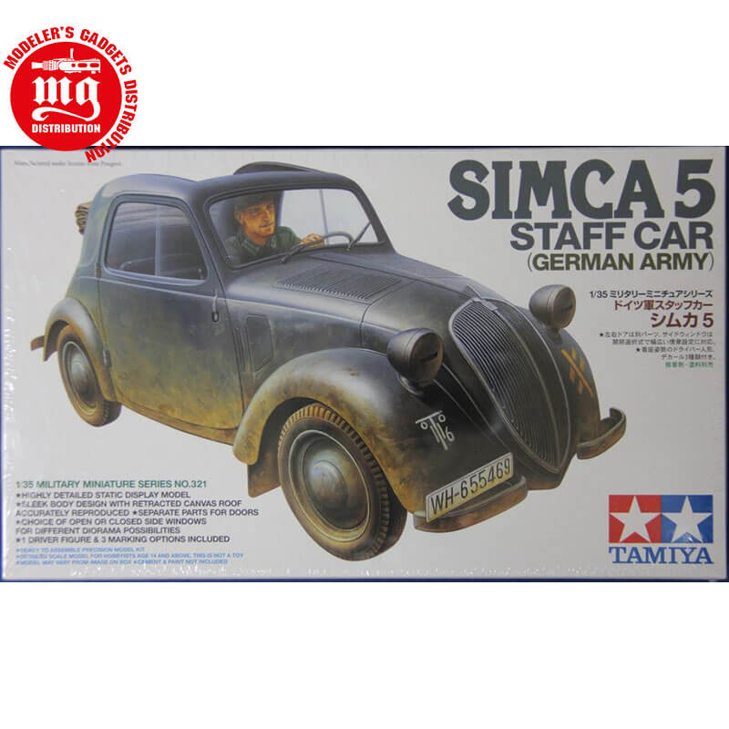 SIMCA-5-STAFF-CAR