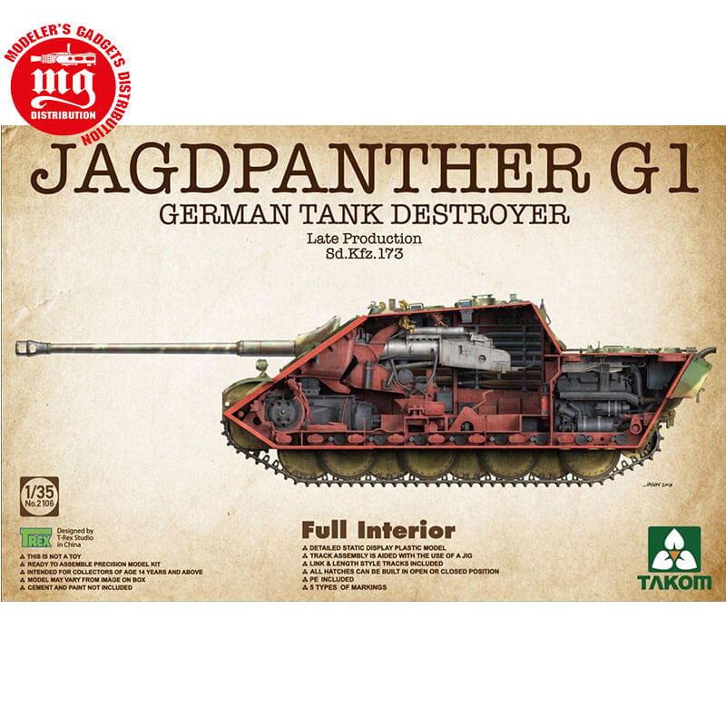 JAGDPANTHER-G1-LATE-PRODUCTION-FULL-INTERIOR