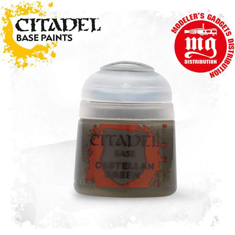 CASTELLAN-GREEN CITADEL 21 14