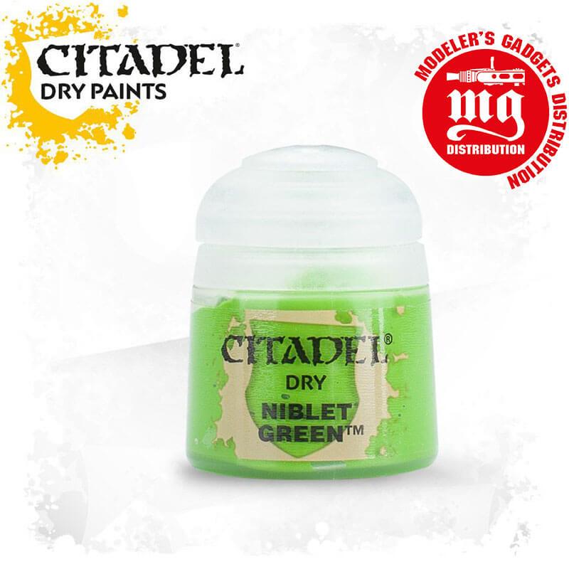 DRY-NIBLET-GREEN CITADEL 23 24