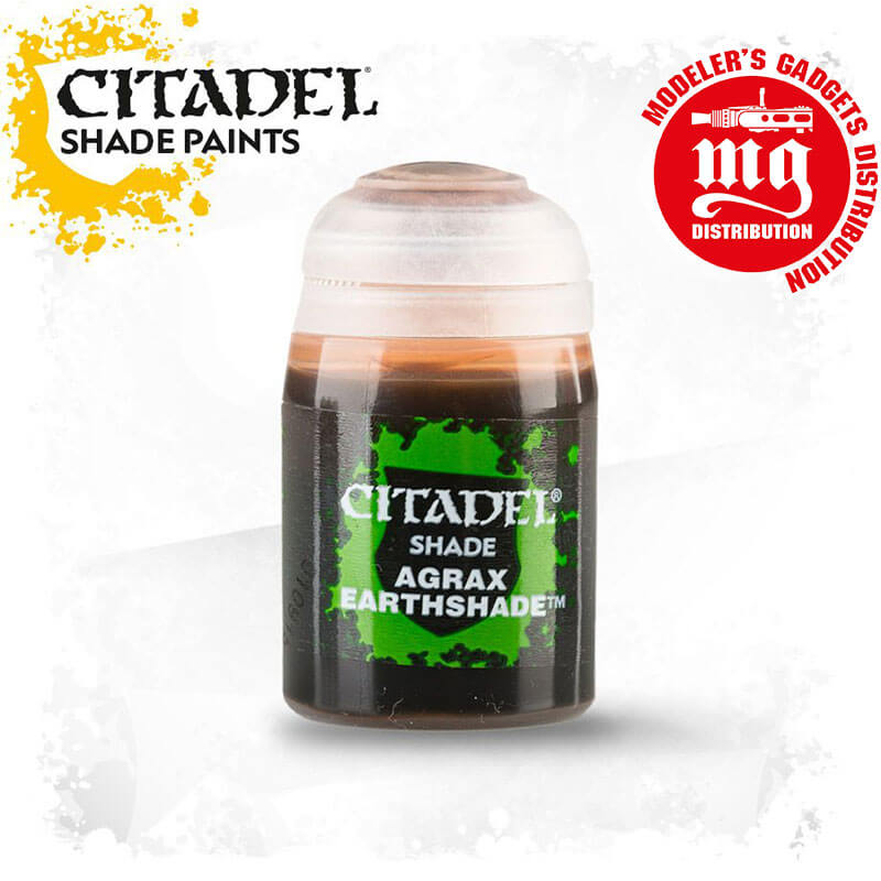 SHADE-AGRAX-EARTHSHADE CITADEL 24-15
