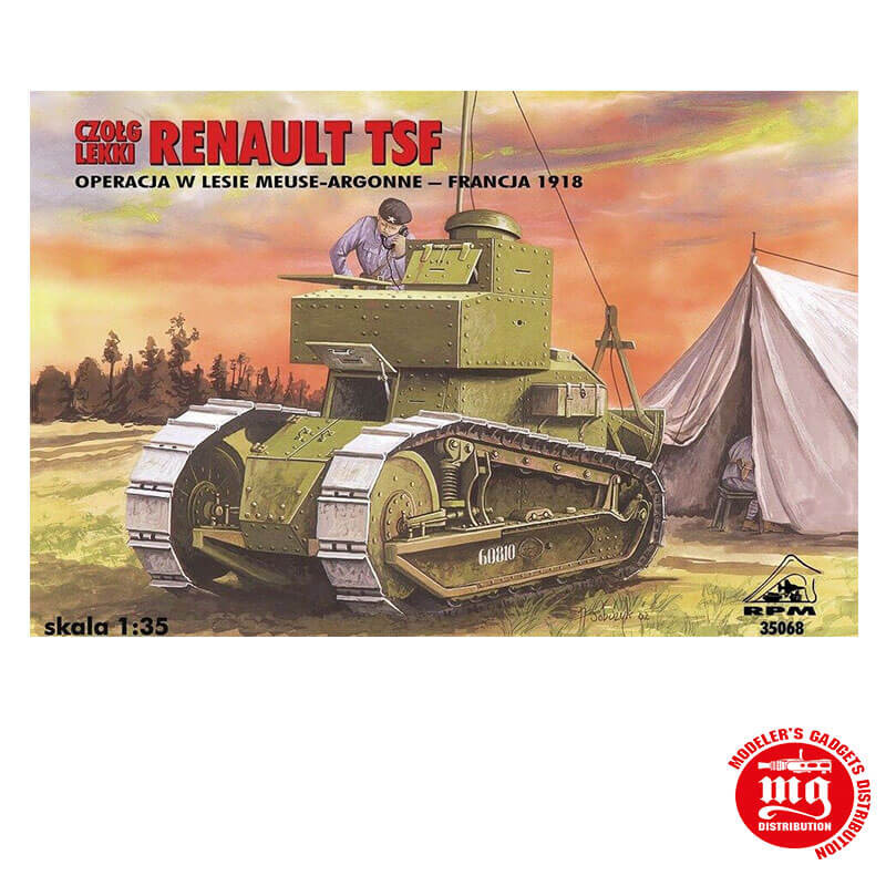 RENAULT TSF RPM 35068