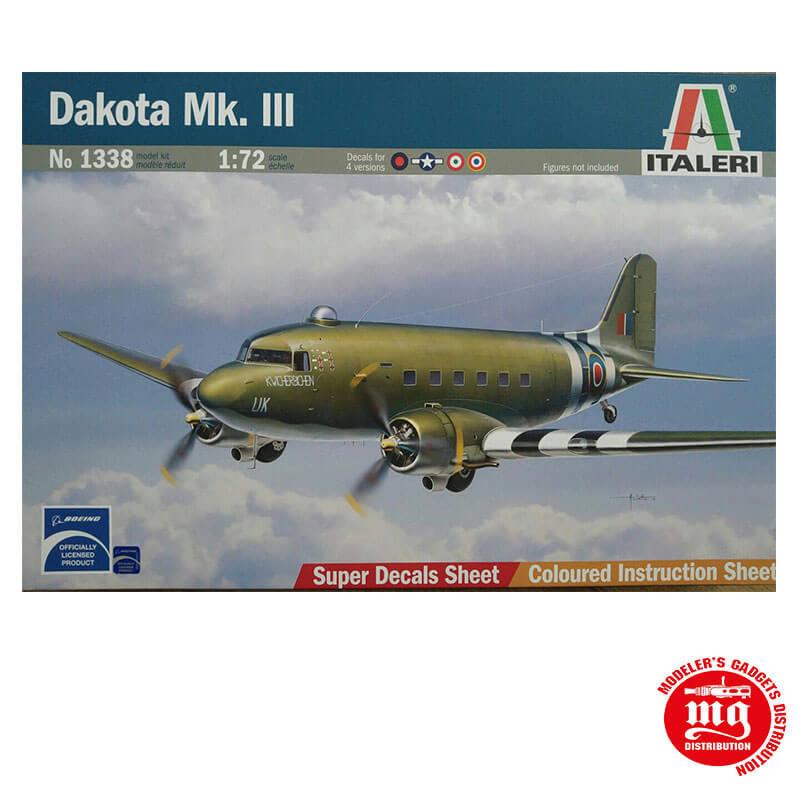 DAKOTA Mk.III ITALERI 1338