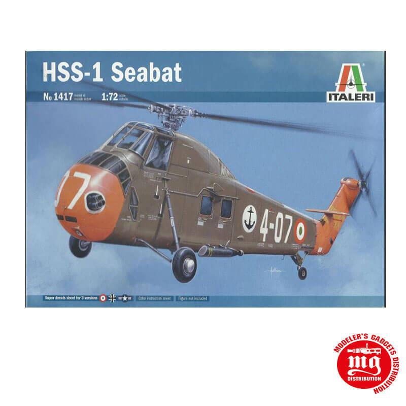 HSS 1 SEABAT ITALERI 1417