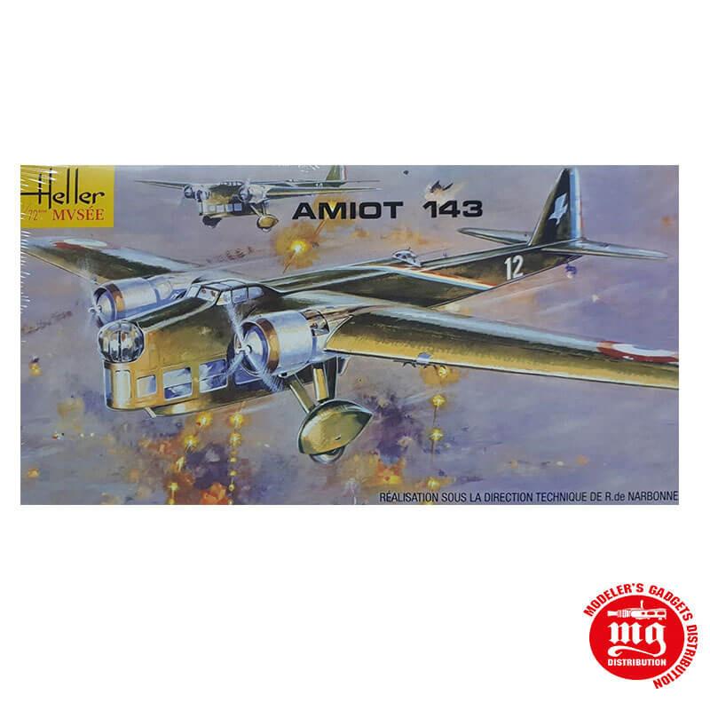 AMIOT 143 HELLER 80390