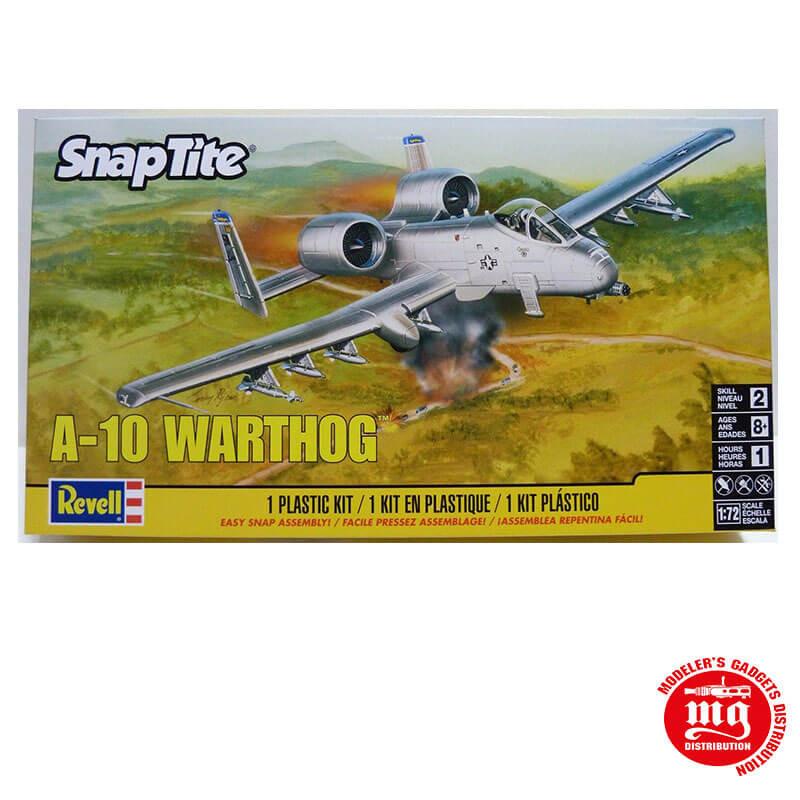 A-10 WARTHOG REVELL 85-1181