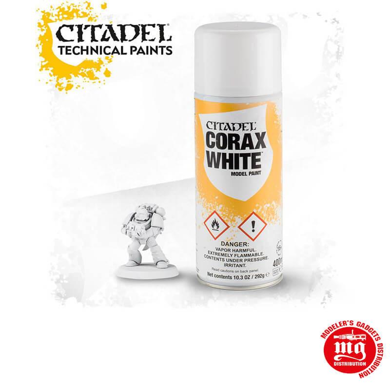 SPRAY CORAX WHITE CITADEL 62-28