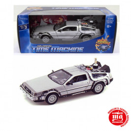 REPLICA REGRESO AL FUTURO II  ´81 DELOREAN LK COUPE FLY WHEEL